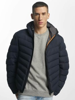 Brave Soul Winter Jacket Quilted blue