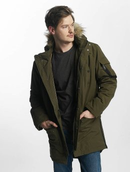 Brave Soul Winter Jacket Mane khaki