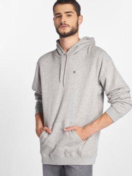 Brixton Hoodie B-Shield gray
