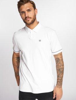 Brixton Poloshirt Carlos weiß
