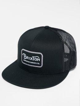 Brixton Trucker Cap Grade Mesh schwarz