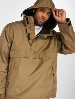 Carhartt WIP Демисезонная куртка Visner бежевый