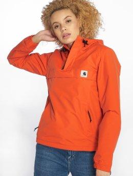 Carhartt WIP Демисезонная куртка Nimbus  оранжевый