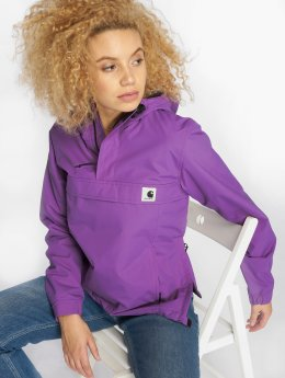 Carhartt WIP Демисезонная куртка Nimbus  пурпурный