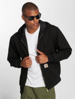 Carhartt WIP Демисезонная куртка Dearborn Active черный