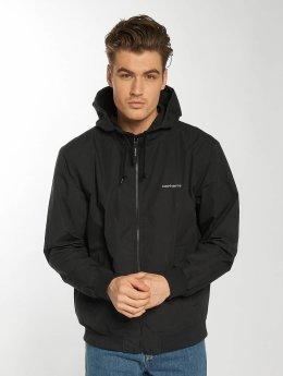 Carhartt WIP Демисезонная куртка Marsh черный
