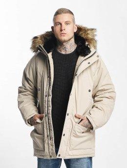 Carhartt WIP Зимняя куртка Trapper бежевый
