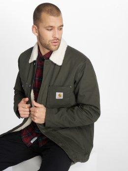 Carhartt WIP Зимняя куртка Edgewood Fairmount оливковый