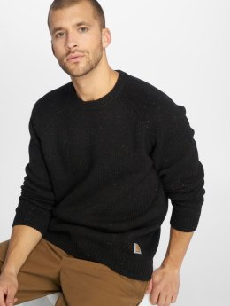 Carhartt WIP Пуловер Wip Anglistic черный
