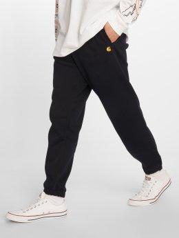 Carhartt WIP Спортивные брюки Chase Sweat синий