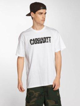 Carhartt WIP Футболка Shooting Cotton Loose Fit белый