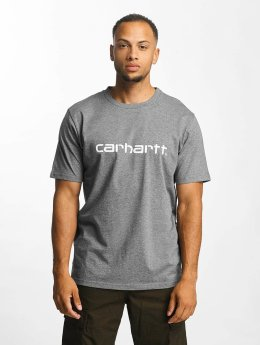Carhartt WIP Футболка Script серый