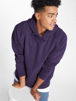 Carhartt WIP Bluzy z kapturem Chase fioletowy