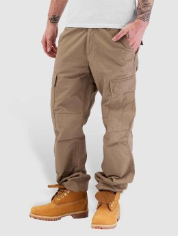 Carhartt WIP Cargo pants Columbia béžový