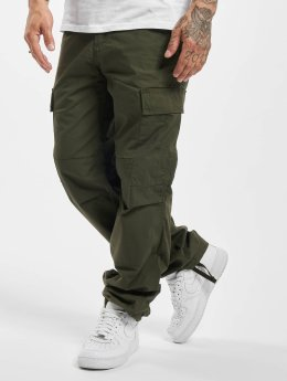 Carhartt WIP Cargo pants Columbia oliv