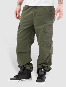 Carhartt WIP Cargo pants Columbia Relaxed olive