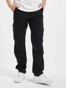 Carhartt WIP Cargohose Aviation schwarz