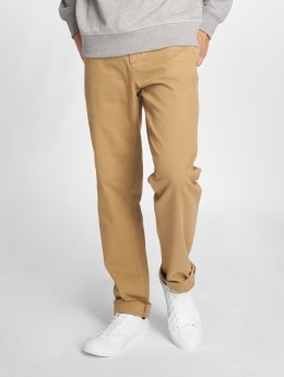 Carhartt WIP Chino pants Johnson  brown
