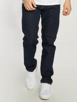 Carhartt WIP Dżinsy straight fit Mills Klondike niebieski