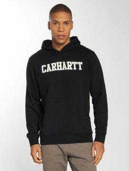 Carhartt WIP Hoody College schwarz
