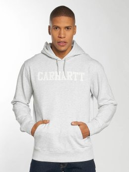 Carhartt WIP Hoody College weiß
