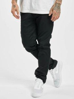 Carhartt WIP Látkové kalhoty Lamar čern