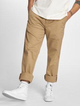 Carhartt WIP Látkové kalhoty Dunmore Station béžový