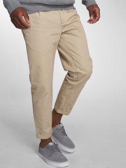 Carhartt WIP Látkové kalhoty Taylor béžový