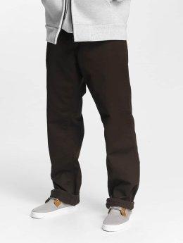 Carhartt WIP Løstsittende bukser Denison brun