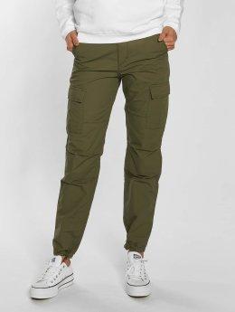 Carhartt WIP Pantalone Cargo Columbia Aviation verde