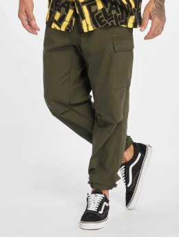 Carhartt WIP Pantalone Cargo WIP Columbia Ripstop Cotton verde