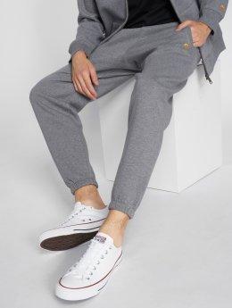 Carhartt WIP Pantalone ginnico Chase Sweat grigio