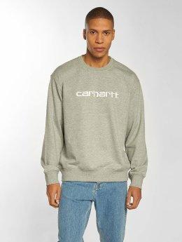 Carhartt WIP Pullover WIP Sweatshirt grau