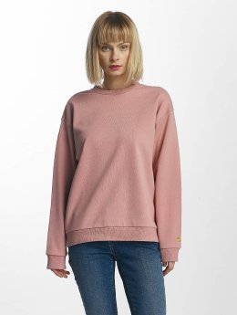 Carhartt WIP Pullover Chase rose