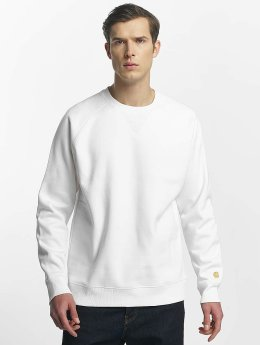 Carhartt WIP Pullover WIP Chase white