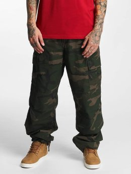 Carhartt WIP Reisitaskuhousut Columbia Relaxed Fit camouflage
