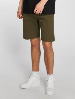 Carhartt WIP Shorts Newcomb Toledo Relaxed Fit grün