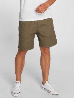 Carhartt WIP Shorts Poplin marrone