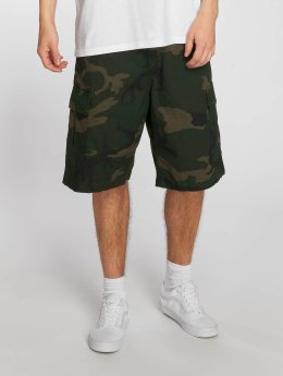 Carhartt WIP Shorts Columbia Cargo Relaxed Fit mimetico