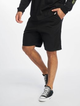 Carhartt WIP Shorts Poplin Cotton Lane Clover nero