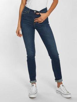 Carhartt WIP Skinny Jeans Costa Meza Ashley niebieski