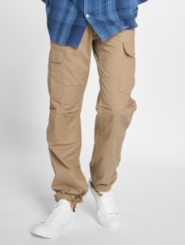 Carhartt WIP Spodnie Chino/Cargo Aviation Cargo brazowy