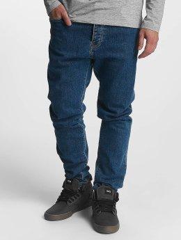 Carhartt WIP Straight Fit farkut WIP Edgewood Klondike sininen