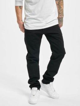 Carhartt WIP Straight Fit Jeans Maitland Klondike čern