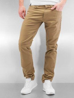 Carhartt WIP Straight Fit Jeans Vicious beige