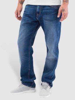 Carhartt WIP Straight Fit Jeans Otero Davies blå