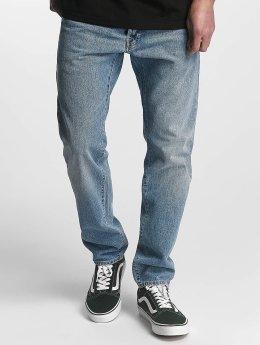 Carhartt WIP Straight Fit Jeans WIP Edgewood blå