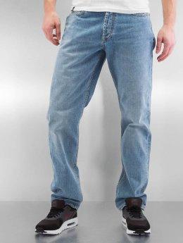 Carhartt WIP Straight Fit Jeans Marlow blau