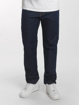 Carhartt WIP Straight Fit Jeans Milton Pontiac Relaxed blau