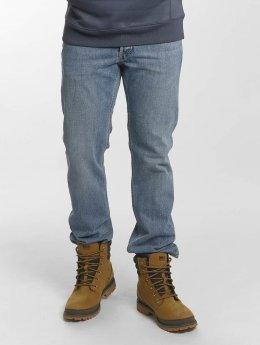 Carhartt WIP Straight Fit Jeans Edgewood Texas blau